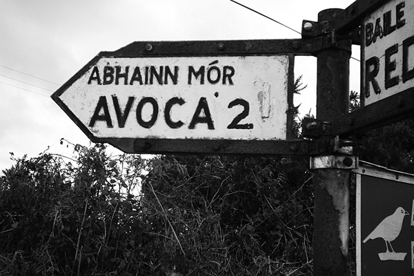 Avoca Road, Co. Wicklow (Irlanda) | 01/12/2004