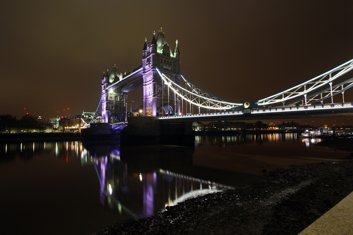 [- Cores e luces -] Tower Bridge, london, England (UK) | 12/10/2016